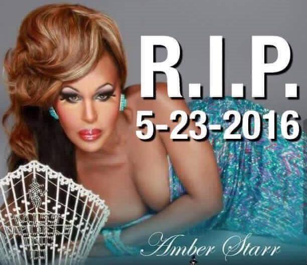 Amber Starr RIP